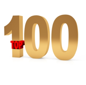 Top 100 winner
