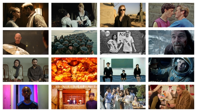 best movies of the decade 2010